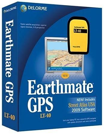 DeLorme Earthmate LT-40 GPS [OLD VERSION]