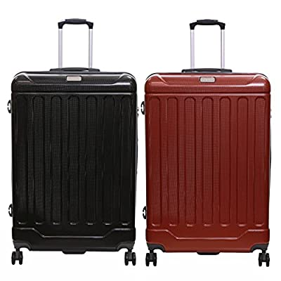 Jeep Canyon 80 cm XL Hard Shell Suitcase from Jeep