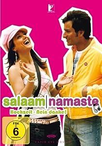 Hochzeit - Nein danke! (Salaam Namaste) [2 DVDs]