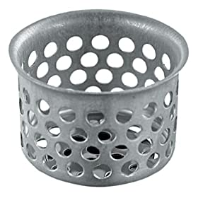 Waxman 7638400T Basin Strainer, Stainless Steel