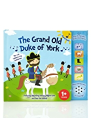 The Grand Old Duke of York Sound Book