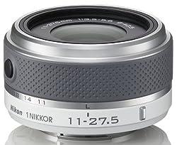 Nikon 1 NIKKOR 11-27.5mm f/3.5-5.6 (White)