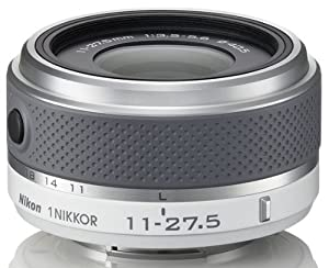 Nikon 1 NIKKOR 11-27.5mm f/3.5-5.6 (White)