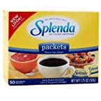 Splenda Packets (100 Sachets)