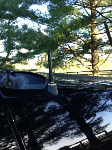Jeep Cherokee Antenna Car Wash