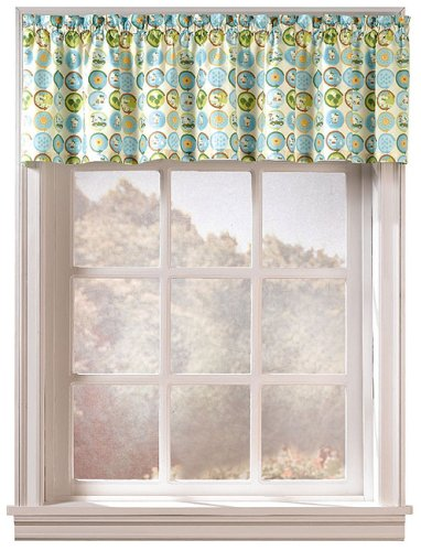 Hello Kitty 'Hello Again' Window Curtain Valance 60 in x 40 in By Sanrio