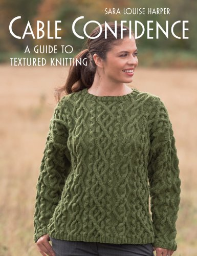 Cable Confidence: A Guide To Textured Knitting front-971152