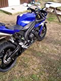 R&G Lower/Rear Crash Protectors in Black to fit a Yamaha YZF-R1.(2004-2006)