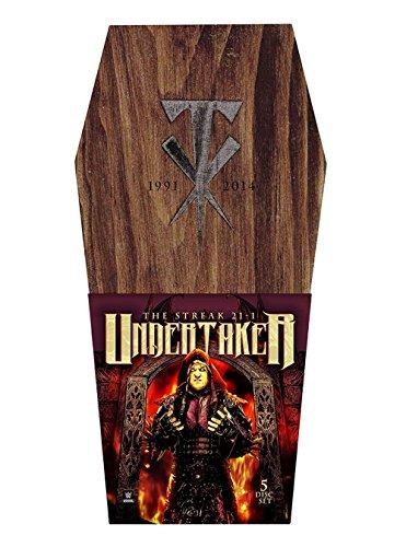 WWE: Undertaker: The Streak R.I.P Edition 21-1