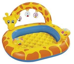 Piscina bebe jirafita juguetes y juegos for Amazon piscinas infantiles
