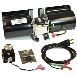 Amazon Com Gfk 160 Fireplace Blower Kit For Heat N Glo