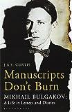 Manuscripts Don't Burn (140883121X) by Curtis, J. A. E.