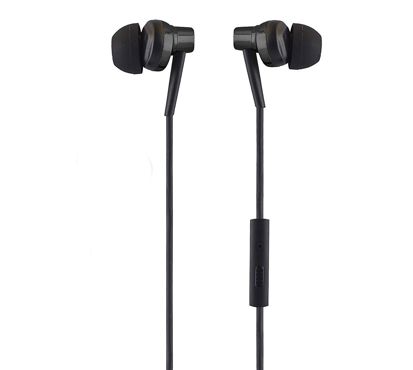 Sound One 007P In Ear Earphones with MIC (Black)