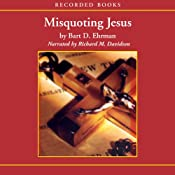 Misquoting Jesus | [Bart D. Ehrman]