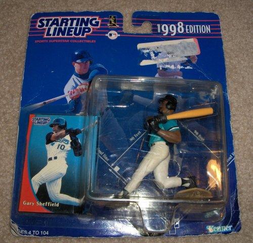 1998 Gary Sheffield MLB Starting Lineup