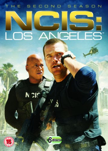 NCIS: Los Angeles - Season 2 [DVD]