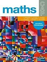 Mathématiques CAP, Livre élève, Ed.2010