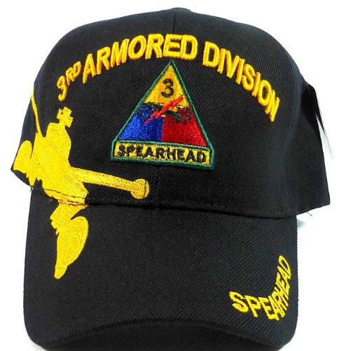 3rd Armored Division Patch Fashion 3rd Armored Division