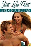 Just Like That (The Bradfords Book 2)