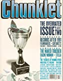 img - for Chunklet Magazine #19 Most Overrated #2 2003 Tim Kerr book / textbook / text book