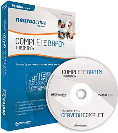 Neuroactive Program Complete Brain Training