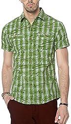 East West Men's Casual Shirt (EW-POP-006)