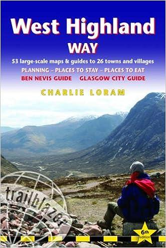 West Highland Way, 5th (British Walking Guides)