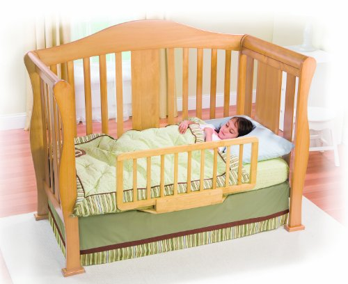 Summer Infant Wood Convertible Bedrail - 1