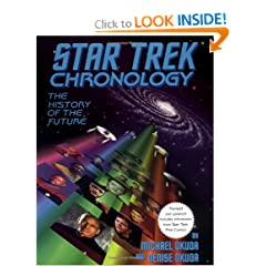 Star Trek Chronology: The History of the Future by Michael Okuda and Denise Okuda