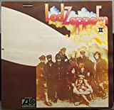 LED ZEPPELIN ii 2 LP Used_VeryGoodATL SD 8236 German Press Stereo Atlantic 1969 Record
