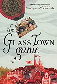 Book Cover: The Glass Town Game