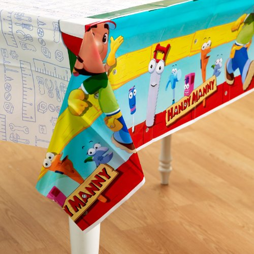 Hallmark - Disney Handy Manny Tablecover