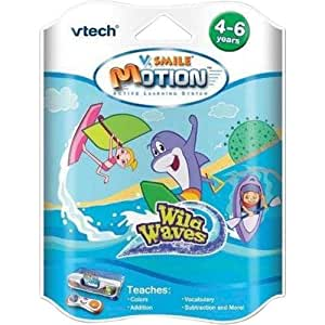 VTech V Motion Smartridge: Wild Waves