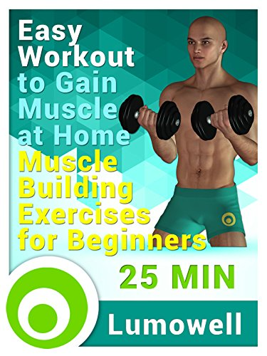 Easy Workout to Gain Muscle at Home