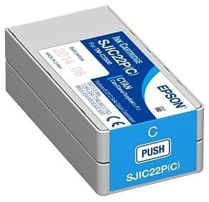 Epson S020602 Inkjet Cartridge Amazon Co Uk Office Products