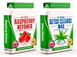 RASPBERRY KETONES x60 + COLON CLEANSE...