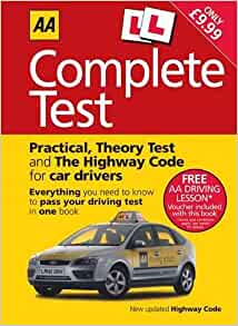 Book a new driving test
