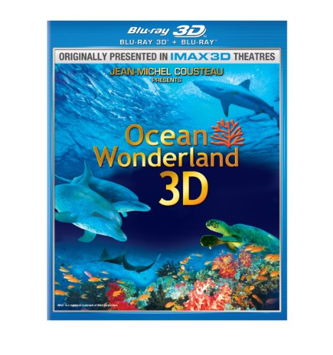 IMAX: Ocean Wonderland [Blu-ray 3D]
