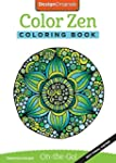 Color Zen Coloring Book: On-The-Go!