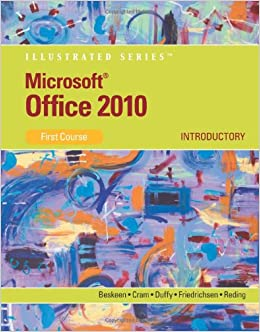 microsoft office 2010 introductory shelly cashman pdf