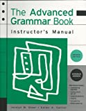 img - for The Advanced Grammar Book Instructor's Manual book / textbook / text book
