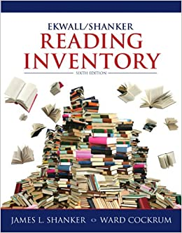 It's just a picture of Massif Printable Informal Reading Inventory