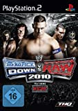 echange, troc WWE Smackdown vs Raw 2010 [import allemand]