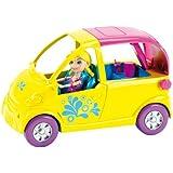 Polly Pocket Carpool Cruiser Vehicle