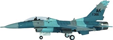 F-16D Blk 30H maquette avion échelle 1:200 USAF Eielson AFB
