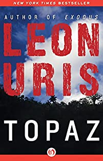 Topaz by Leon Uris ebook deal
