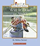 img - for Will It Float or Sink? (Rookie Read-About Science) by Stewart, Melissa (2006) Library Binding book / textbook / text book