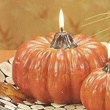 Deco Glow Pumpkin Candle