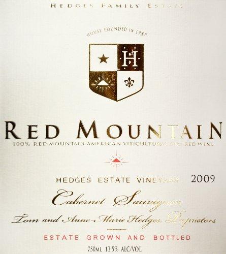 2009 Hedges Family Estate Single Vineyard Limited Cabernet Sauvignon 750 Ml