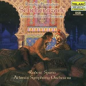 Scheherazade Op 35 / Russian Easter Overture Op 36